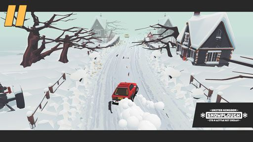 Snowplough screenshot